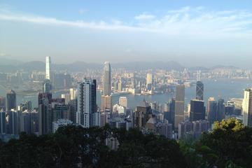 プライベート ツアー:4時間のカスタマイズ香港シティ ツアー