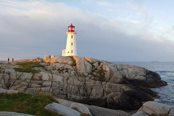 Peggy's Cove Morning Light Photo Tour