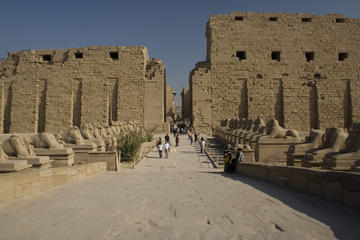Private Day tour to Karnak and Luxor Temple From Luxor
