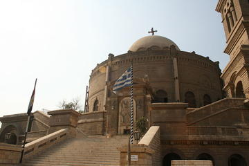 Private Day trip to dicover Coptic and Islamic Old Cairo from Cairo