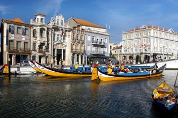 Aveiro e Ílhavo do Porto com cruzeiro no Rio Aveiro