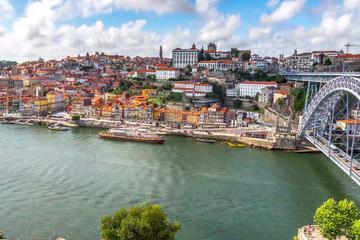 Excursión para grupos pequeños en Oporto con bodegas y cata de vinos...