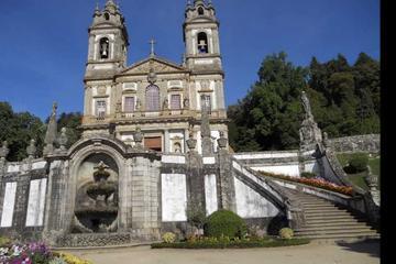 Excursión privada: Braga y Guimarães desde Oporto