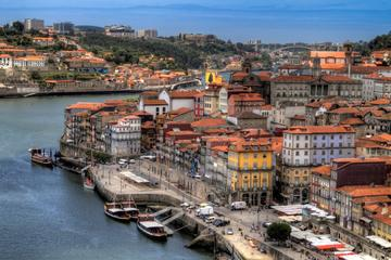 Recorrido a pie: Ribeira de Oporto y cata de vinos