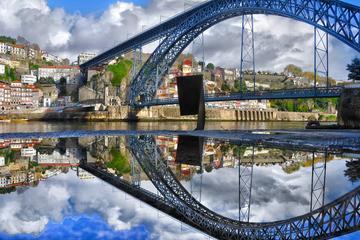 Recorrido de día completo en Oporto con crucero en el río y cata de...
