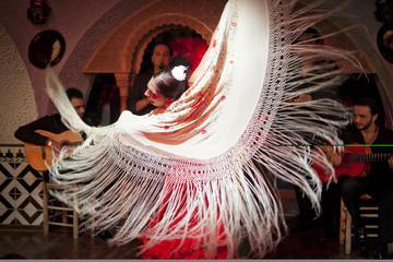 Exclusivo de Viator: clase y espectáculo de flamenco en el Tablao...