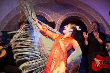 Luxury Dinner and Flamenco Show at Tablao Cordobes in Barcelona
