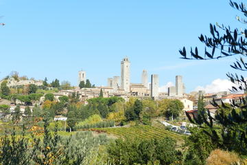 Private walking tour of San Gimignano with the best gelato