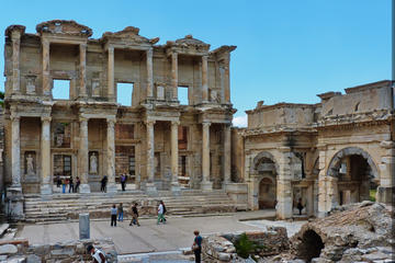 Deluxe Ephesus: Full Day Private Tour