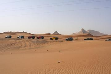 1- or 2-Night Self-Drive 4x4 Desert...