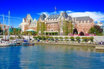 Full-Day Guided Group Tour from Vancouver to Victoria