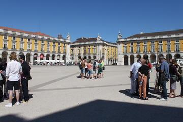 Excursão essencial em Lisboa...