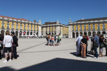 Recorrido estándar en Lisboa...