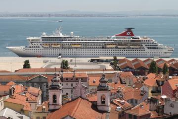 Tour privato a piedi di Lisbona dal porto delle navi da crociera