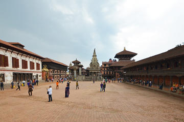 Day Trip to Bhaktapur and Panauti...