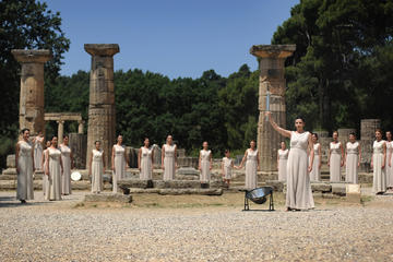 Ancient Olympia Full-Day Excursion...