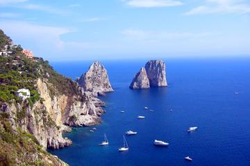 Full-Day Capri Island and Anacapri Tour from Amalfi Coast