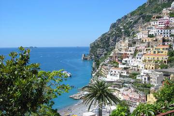 Half-Day Positiano and Amalfi Coast Cruise from Amalfi or Maiori