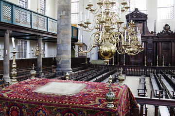 Zelfstandige tour door het Joods Cultureel Kwartier