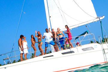 Cruzeiro de navegação de Punta Cana e aventura com snorkel