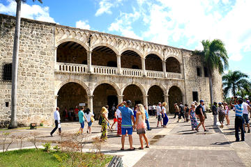 Santo Domingo: All-inclusive-Tagesausflug ab Punta Cana