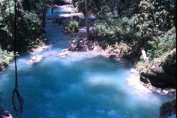 Excursión privada a Blue Hole desde Ocho Ríos