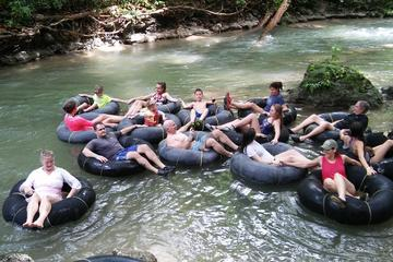 Private White River Tubing and Blue Hole Tour