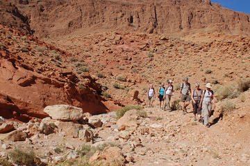 A Itinerant Hiking Stay of 7 Days with Accommodation among Nomads and ...