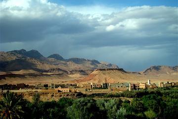 Excursion d'une journée dans l'Atlas, des gorges de Todra à la vallée...