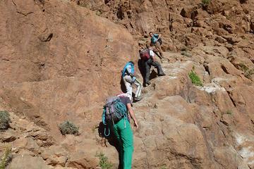 La ruta de los nómadas o la ruta del vértigo con una bonita caminata...