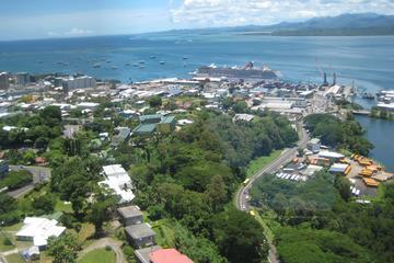 Shore Excursion: Suva Day Tour