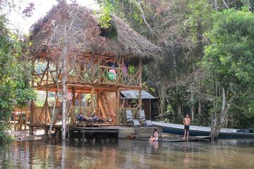 4 Days Cuyabeno Dolphin Lodge