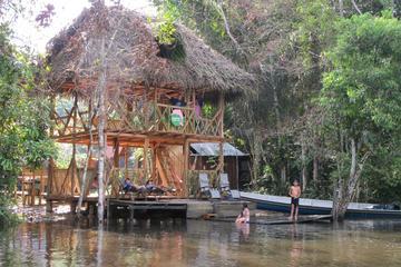 4 Days Cuyabeno Dolphin Lodge