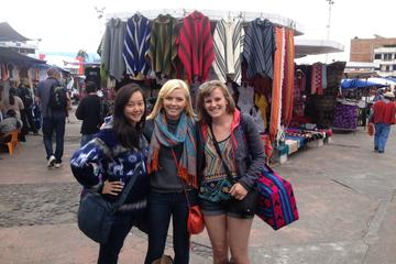 Otavalo Market and Laguna Cuicocha Full-Day Tour