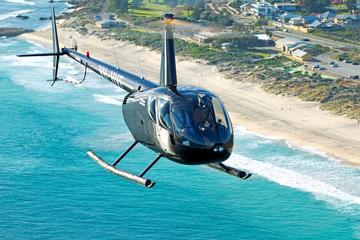 Hubschrauberrundflug über die Strände...