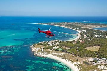 Private Rottnest Island Helicopter Tour from Jandakot Airport
