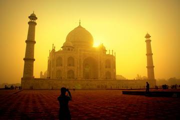 Agra Taj Mahal Sunrise Tour from New Delhi