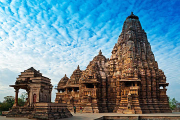 Excursión privada de 3 días: Kahjuraho en tren desde Delhi