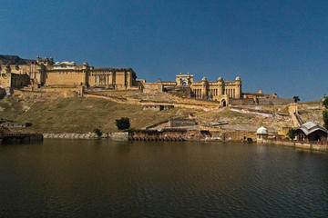 Jaipur Tour from New Delhi: Amber Fort and City Palace