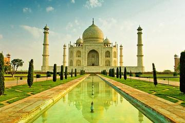 One Day Private Tour to Jaipur and Agra Taj Mahal at Sunset from Delhi