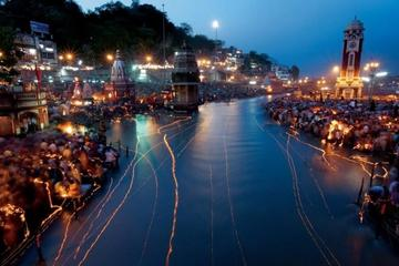 Private 2-Night Tour to Haridwar, Rishikesh, and with Ganges River from Delhi