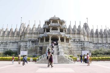 Private Day-Trip To Ranakpur And Kumbalgarh From Udaipur