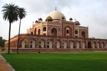 Private Half-Day City Tour of New Delhi