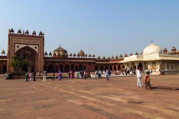 Private Half-Day Tour of Fatehpur Sikri