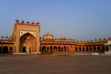 Private Tour to Fatehpur Sikri from Jaipur to Agra
