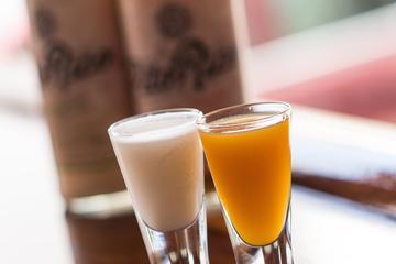 Puerto Rican Moonshine Tasting