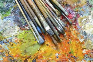 San Juan Painting Class