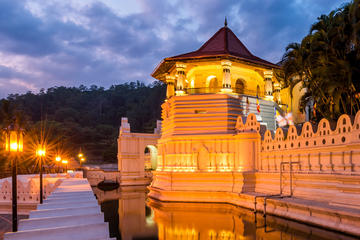 Private Kandy City Tour Including...