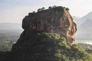 Sigiriya Rock Fortress & Dambulla...