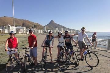 Sea Kayak and Bike Tour from Cape Town